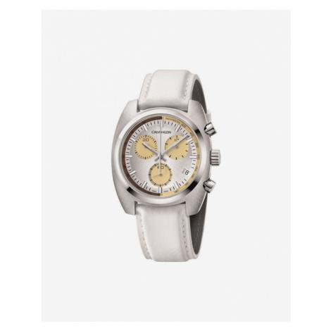 Calvin Klein Achieve Watches White