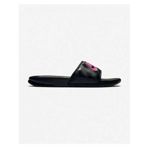Nike Benassi Just Do It Slippers Black