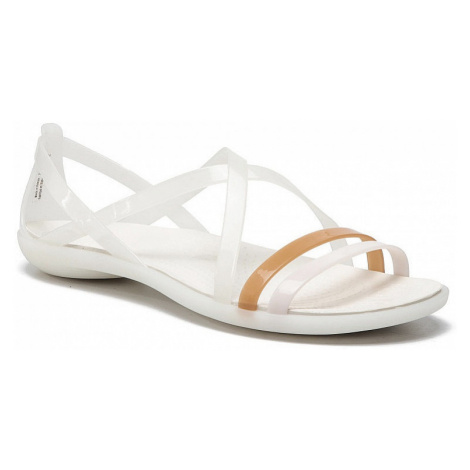 shoes Crocs Isabella Strappy - Oyster - women´s