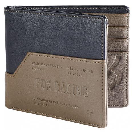wallet Fox The Corner - Black - men´s