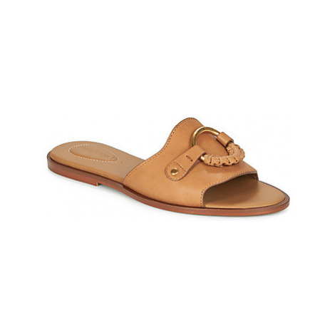 See by Chloé HANNA women's Mules / Casual Shoes in Brown