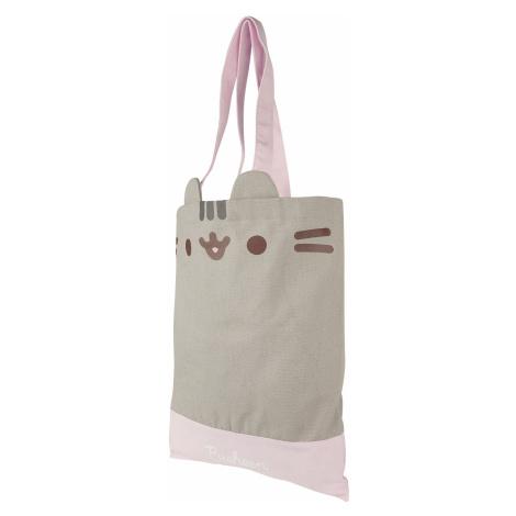 Pusheen - Pusheen - Canvas Bag - light pink