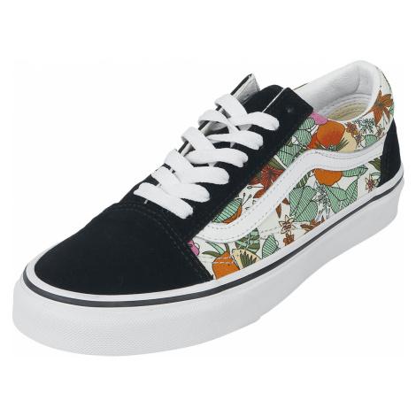 Vans - Old Skool Multi Tropic - Sneakers - black