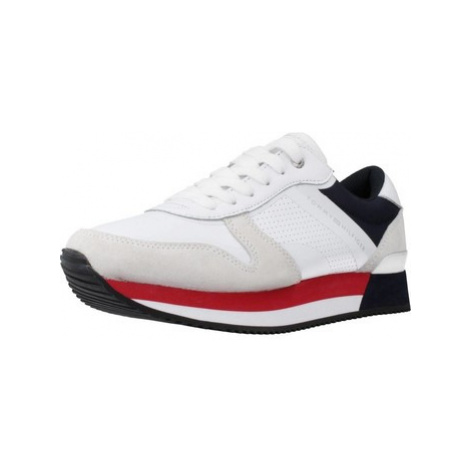 Tommy Hilfiger FW0FW04304 women's Shoes (Trainers) in White