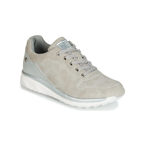 Xti 49010 women's Shoes (Trainers) in Grey