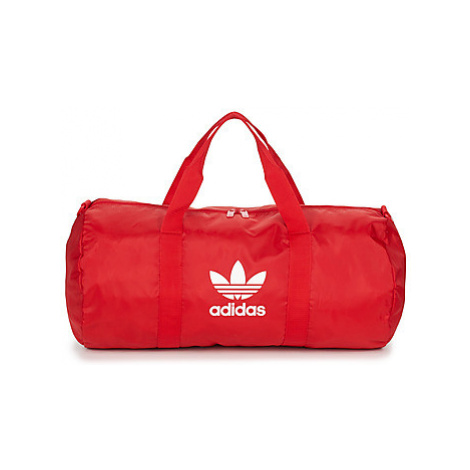 Adidas AC DUFFLE men's Sports bag in Red