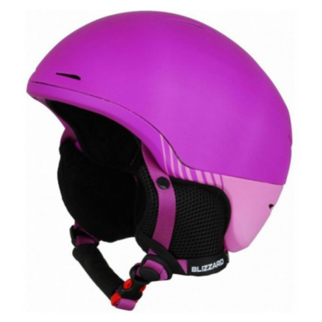 Blizzard SPEED JR pink - Kids' ski helmet