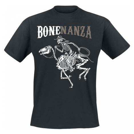 Bonenanza - - T-Shirt - black