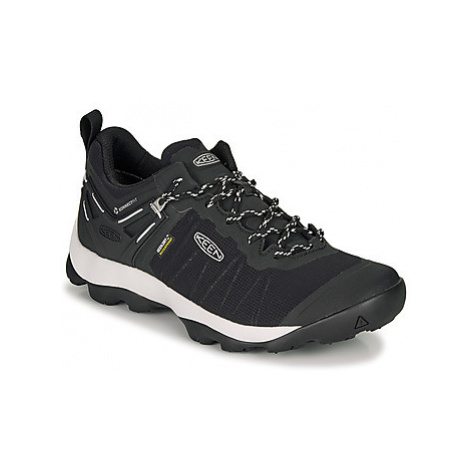 Keen VENTURE WP men's Walking Boots in Black