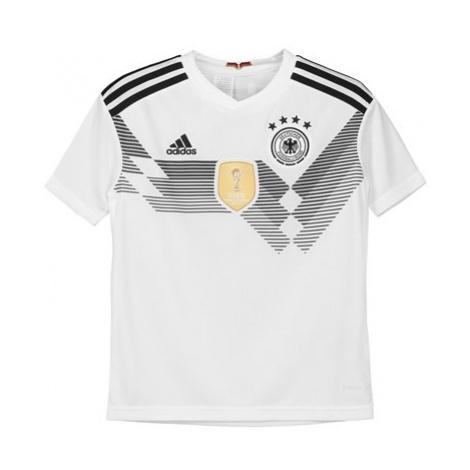 Germany Home Shirt 2018 - Kids Adidas
