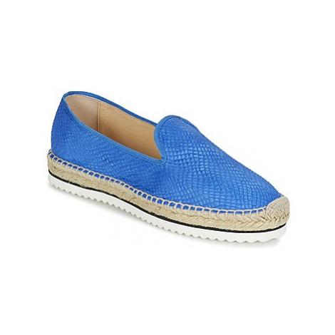 Anaki MALIBUN women's Espadrilles / Casual Shoes in Blue