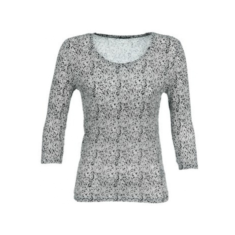 Ikks FOUGUE women's Blouse in Grey