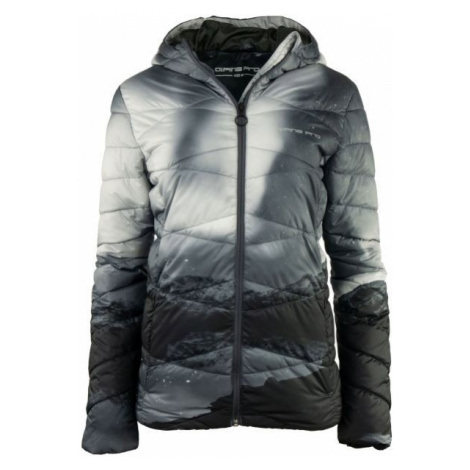 ALPINE PRO WIVIANA grey - Women's winter jacket
