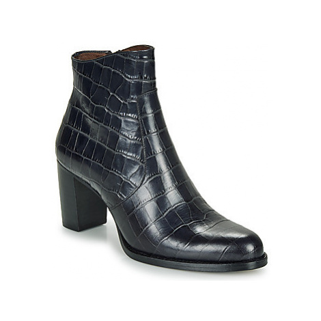 Muratti REDWOOD women's Low Ankle Boots in Blue