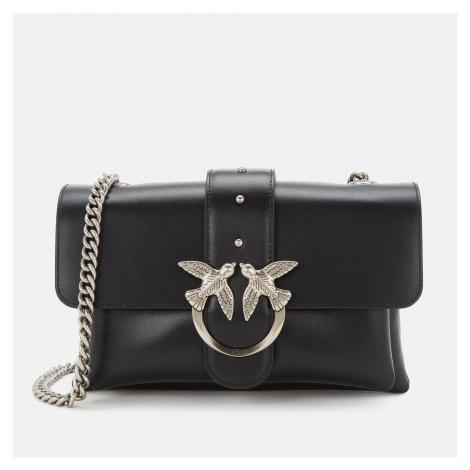 Pinko Women's Love Mini Soft Simply Cross Body Bag - Black