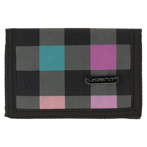 wallet Loap Club - 1/Black/Gray/Multi