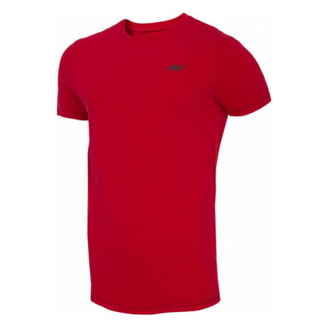 4F MENS T-SHIRTS red - Men's T-Shirt