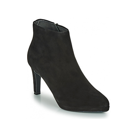 Peter Kaiser PRISSY women's Low Ankle Boots in Black
