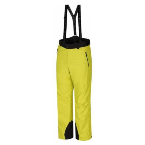Hannah LARRY yellow - Men's ski trousers