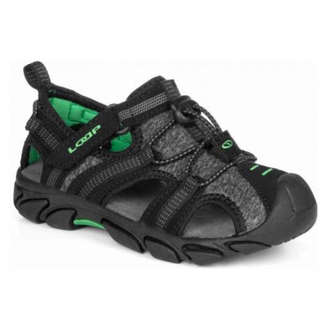 Loap INDER black - Kids' sandals