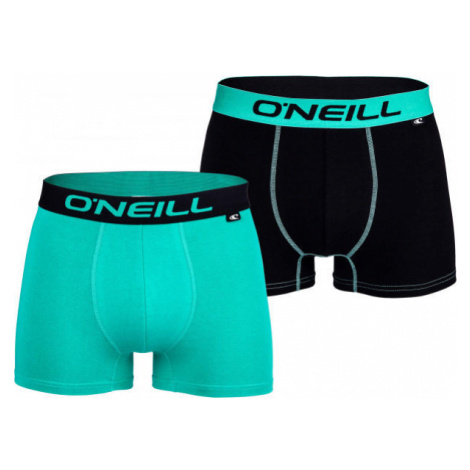 O'Neill BOXER PLAIN 2PACK black - Men's boxers