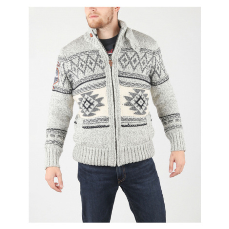 SuperDry Sweater Grey