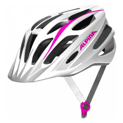 Alpina Sports TOUR 2.0 white - Cycling helmet
