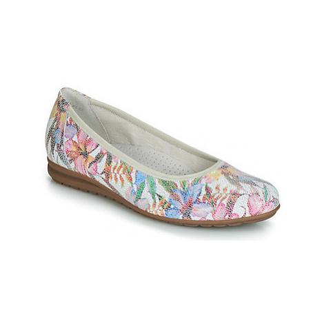 Gabor CAROLINO women's Shoes (Pumps / Ballerinas) in White