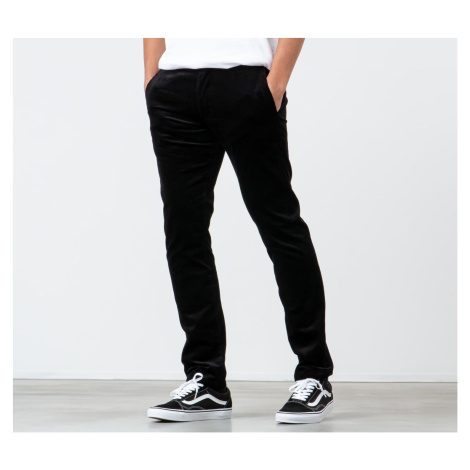 MAISON KITSUNÉ Chino Parfait Pants Black