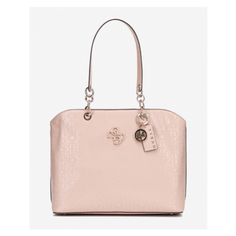 Guess Chic Shine Handbag Pink