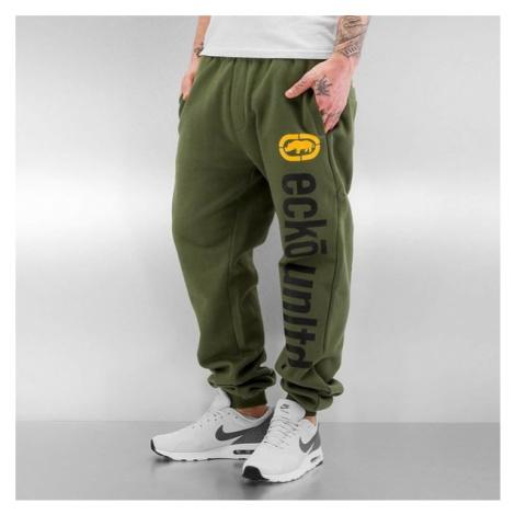 Ecko Unltd. 2Face Sweatpants Olive