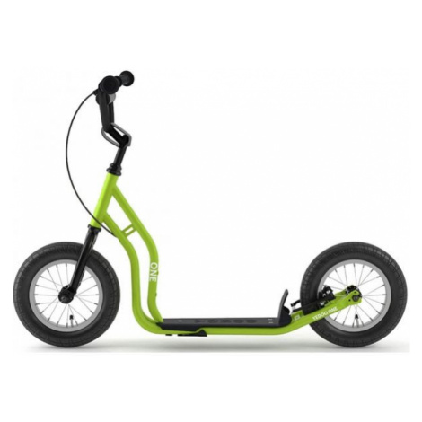 Yedoo ONE NUMBERS 12/12 green - Kick scooter