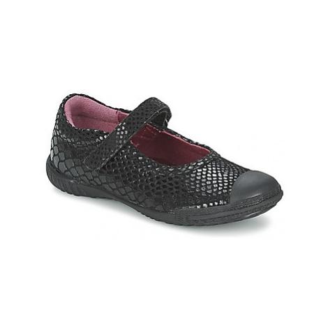 Mod'8 KATELYN girls's Children's Shoes (Pumps / Ballerinas) in Black