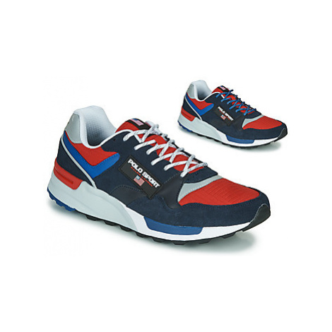 Polo Ralph Lauren TRKSTR 100LE men's Shoes (Trainers) in Multicolour