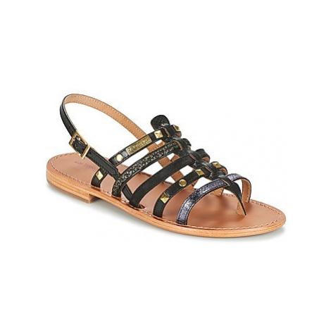 Les Tropéziennes par M Belarbi HERCLOU women's Sandals in Black