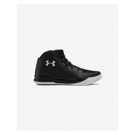 Under Armour Grade School Jet 2019 Kids Sneakers Black
