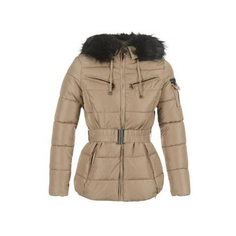 Casual Attitude HEYLI women's Jacket in Beige