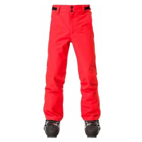 Rossignol BOY SKI PANT red - Children's ski pants