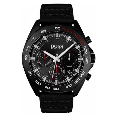 Gents Hugo Boss Black Chronograph Intensity Watch