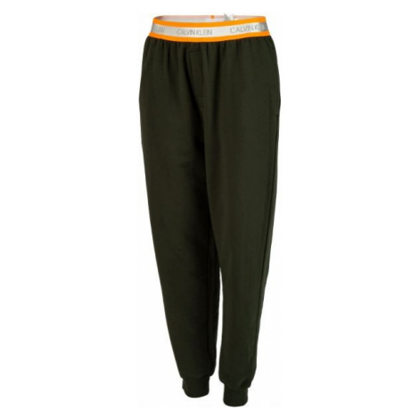 Calvin Klein JOGGER dark green - Pyjama pants