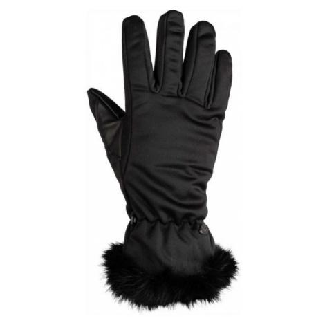 Willard LEDALI black - Women's softshell gloves