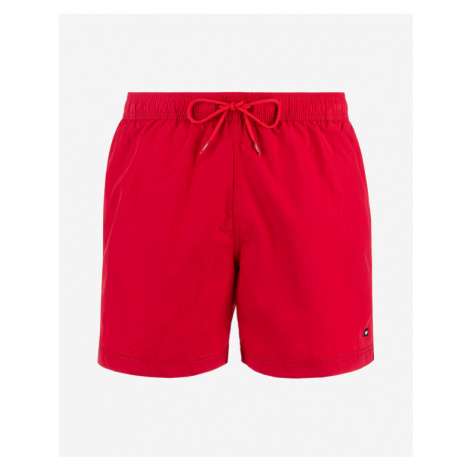 Tommy Hilfiger Medium Drawstring Swimsuit Red
