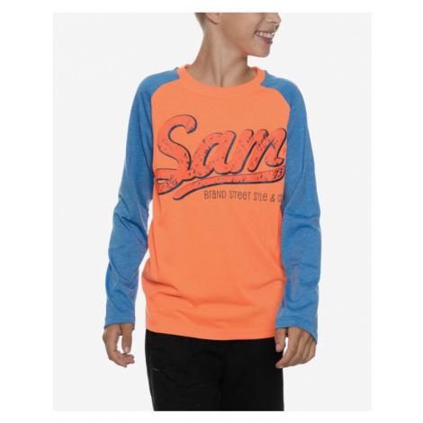 Sam 73 Kids T-shirt Orange