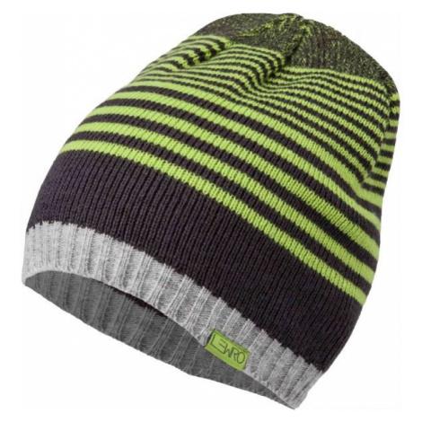 Lewro ABOMAS grey - Boys' hat