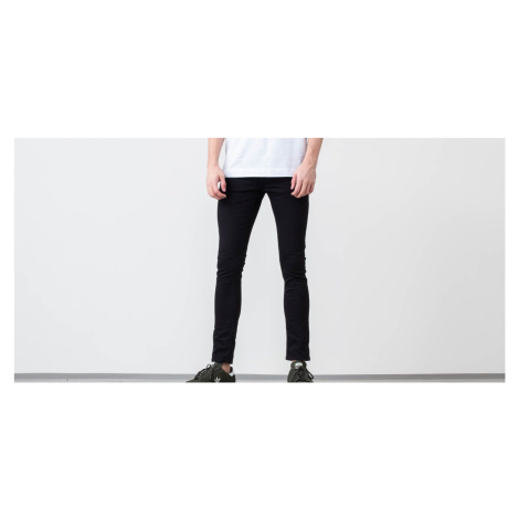 Nudie Jeans Skinny Lin Black Nudie Jeans Co