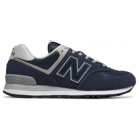 New Balance 574 Core Shoes - Navy