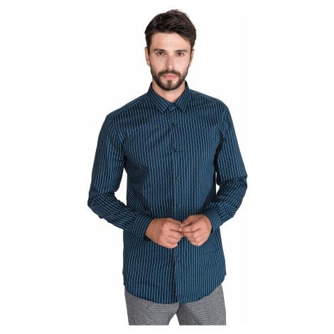 Hugo Boss Isko Shirt Blue
