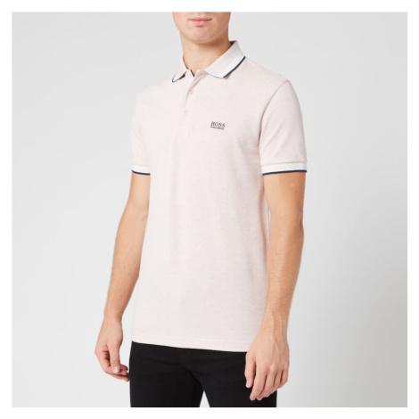 BOSS Men's Paddy Polo Shirt - Light/Pastel Pink Hugo Boss