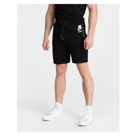 Karl Lagerfeld Short pants Black