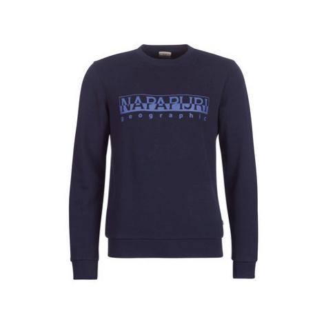 Napapijri BEVORA men's Sweatshirt in Blue